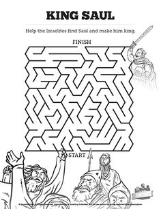 The Birth of Jesus Bible Mazes: Can your kids navigate