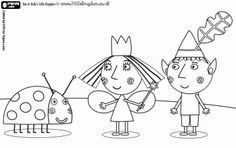 1000+ images about Ben and holly party on Pinterest