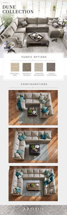 who makes arhaus leather sofas chair sofa bed with storage 1000+ ideas about sectional on pinterest   classic ...
