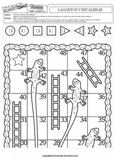 snakes and ladders editable template for use with word