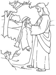 1000+ images about Jesus' Miracles Coloring pages on
