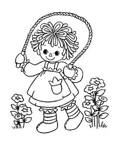 1000+ images about RAGGEDY ANN AND ANDY on Pinterest