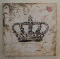 Crown Wall Art - wall art stencils | king crown stencil ...