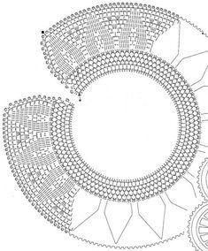 1000+ ideas about Crochet Collar Pattern on Pinterest