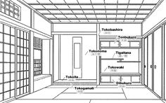 Simple-Traditional-Japanese-House-Floor-Plan-Design