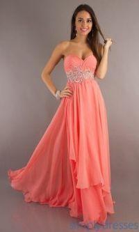 Neon prom dresses on Pinterest | Neon Prom Dresses, Neon ...