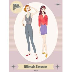 ULTIMATE TROUSERS fr