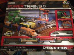 Power Trains Starter Set Molly S Board Pinterest P