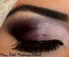 Smokey Eye Makeup for Hooded Eyes