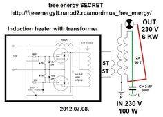 motor generator circuit bedini motor generator schematic