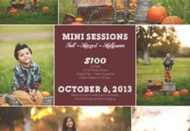 Christmas Mini Session Ideas