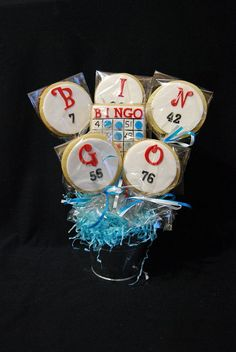 1000 Images About Bingo Night Party Theme On Pinterest Bingo Bingo Party And Mylar Balloons
