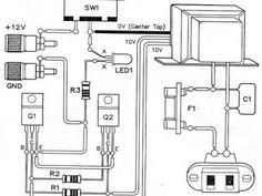 building a simple function generator circuit diagram using