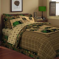 john deere bedroom decorating ideas | iron blog