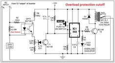 This inverter uses PWM (Pulse Width Modulator) with type