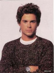 rob lowe in st. elmo's fire