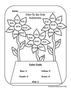 1st Grade Addition And Subtraction Worksheets