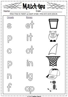 1000+ images about phonemic awareness on Pinterest