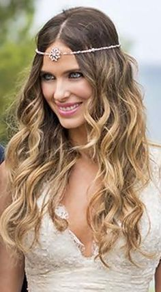 1000 images about hair wedding on pinterest wedding hairstyles long hair and beach wave hair