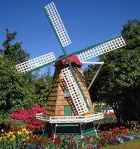Working Garden Windmill Model Plan | Hobbies Our model is ...