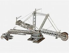 1000+ images about Bucket Wheel Excavator's on Pinterest