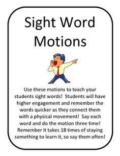 Sight Word Story With All 220 Dolch words! Free download