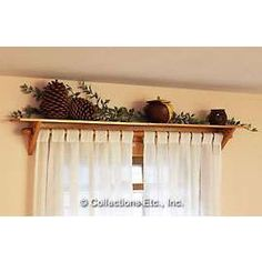 Curtain Rods And Curtains On Pinterest
