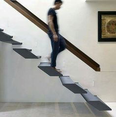 1000 Images About Stairs On Pinterest Floating Stairs