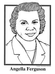 1000+ images about Black History Coloring Book on