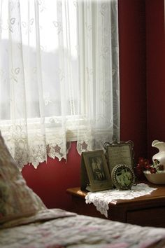 Lace Lace Curtains And Outlets On Pinterest