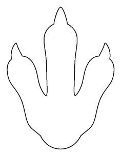 Cockroach pattern. Use the printable outline for crafts