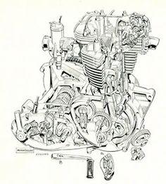 Yamaha Xs650 Engine, Yamaha, Free Engine Image For User