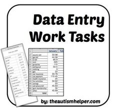 1000+ images about Work Tasks for Children with Autism