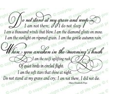 1000+ images about Funeral Poems, Songs, Scripture Bible