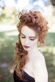country western #hair #style