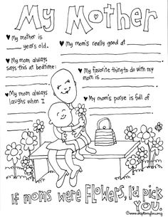 Free printable Father's Day Coloring Sheet #print #