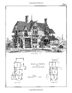 1000+ images about VinTagE HOUSE PlanS~1800s on Pinterest