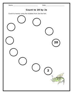 Great website for math worksheets to practice as morning