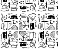 Small world, Facades and Spoonflower on Pinterest