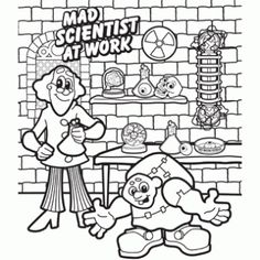 1000+ images about Halloween coloring pages on Pinterest