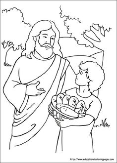 The Rich Young Ruler Bible Story Coloring Pages Coloring Pages