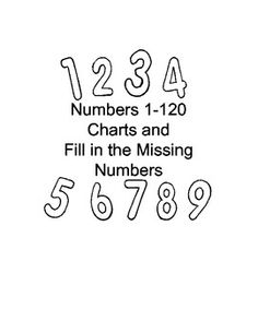 1000+ images about 100's Chart Activites on Pinterest
