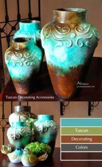 Tuscan Kitchen Decor on Pinterest | Tuscan Kitchens ...