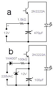 How to Make a Simple 220V Transformerless Power Supply