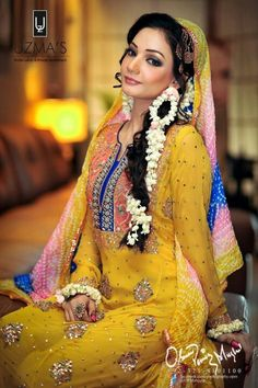 1000 Images About Floral Jewellry For Mehndi N Sangeet