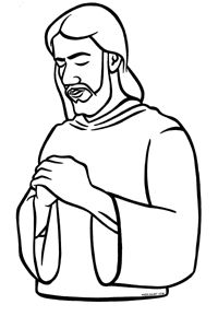 Christian Coloring Pages-NT on Pinterest