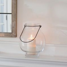 Candle Sconces Glass Candle And Sconces On Pinterest