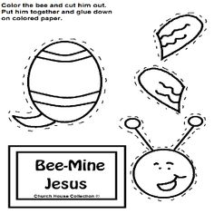 ~Valentine's Day poem for Jesus~ Kids can read the poem