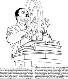 Coloring pages, Page online and African americans on Pinterest