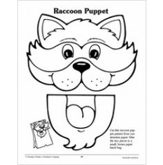 1000+ images about Paper bag puppet printables on Pinterest
